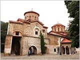 バチコヴォ僧院とワイナリーと
