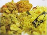 久々のスリランカ料理