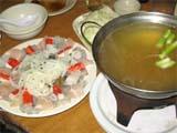 ベトナム料理の鍋