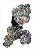Lady  - Flower -