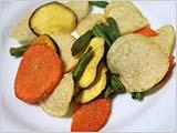 サクサク野菜チップス