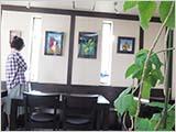 ナカムラでの8月の昼食会