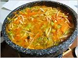 寒い日は豆腐鍋…もどき