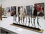 日本現代工芸美術展へ