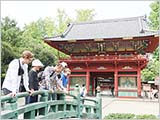 東京観光な1日