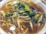 チャイニーズのスープ・ヌードル