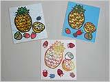 6〜7月の教室:夏のフルーツ