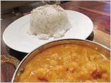 ネパールの野菜カレー