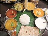 アーンドラ・ダバで南印度料理を食べる