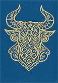 牛のマスク
