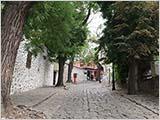 プロブディフの旧市街地を歩く