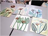 6月の教室:極楽鳥花…ストレリチア