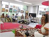 「エチオピア+日本 アート&カルチャー交流」充実の一日