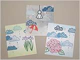 5月〜6月の教室:雨雲