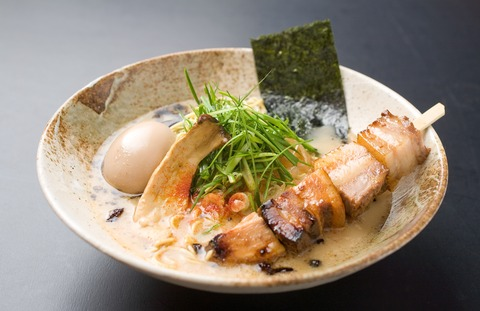 炙りチャーシュー麺