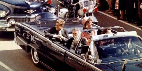 ケネディ暗殺 脳みそなぜ拾ったのか真犯人と夫人の謎を特集