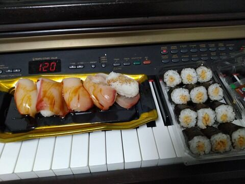 【画像】今から寿司食うからお前ら見てくれ