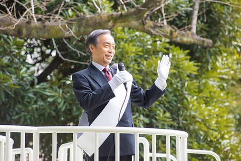【選挙出馬】貴闘力氏、貴乃花の政界進出暴露した結果www