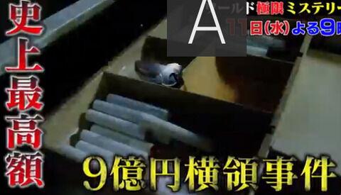 奥村彰子 現在 滋賀銀行9億円横領事件の犯人の女性その後をワールド極限ミステリーで特集