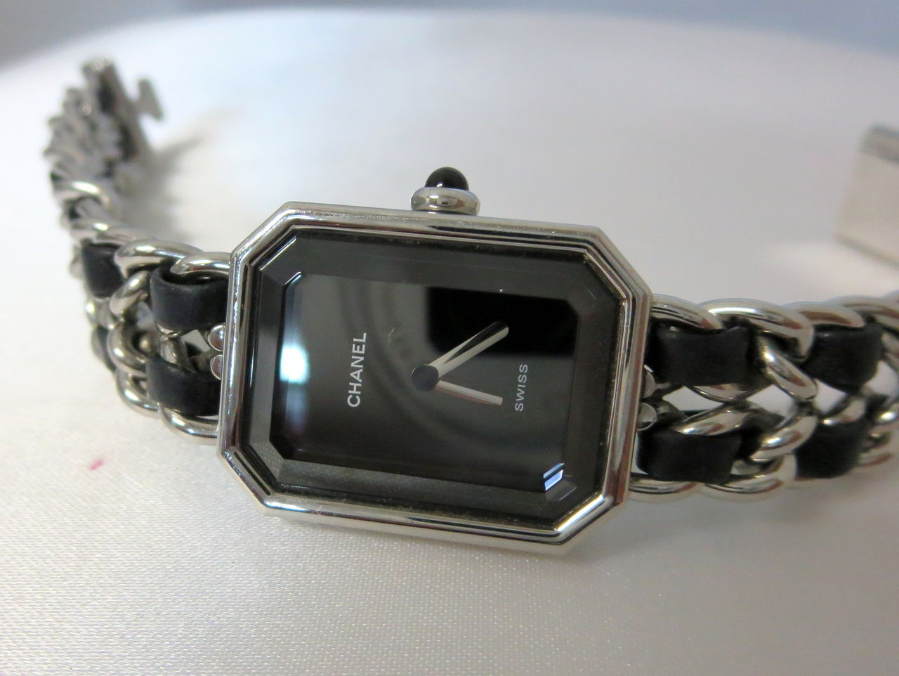 1eca12b6930c 時計クリーニング.COM / ビフォー&アフター : ブランド:シャネル
