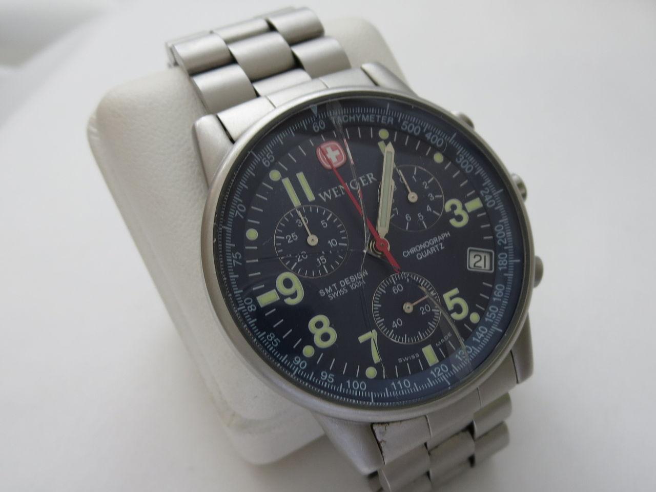 2fa3d075636d 時計クリーニング.COM / ビフォー&アフター : ガラス交換