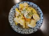 高野豆腐卵とじ