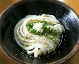 岡製麺所・ぶっかけ小