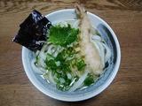 天ぷらうどんセット440円