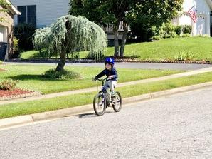 自転車ライド