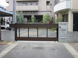 福山T様邸 ゲート