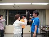 護身術講座4