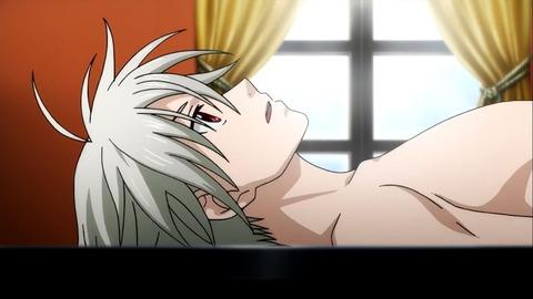 【アニメ感想】TRICKSTER 第7話 小林君の全裸と明智&二十面相の因縁