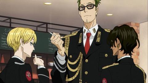 【アニメ感想】ACCA13区監察課 第1話 サラリーマンが好きそうなアニメやね