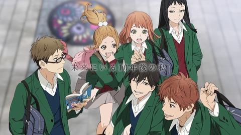 【アニメ】『orange』新作エピソードを織り交ぜ映画化 11・18公開