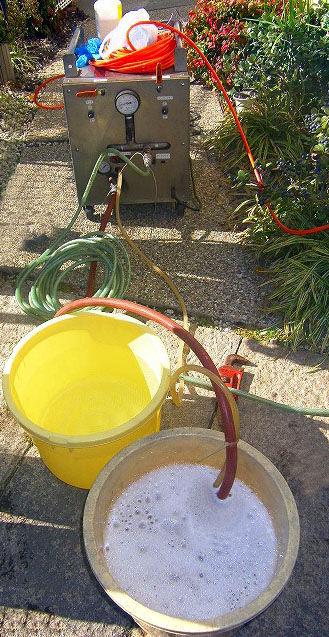 管洗浄薬液注入型