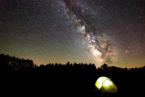 Công viên tiểu bang Cherry Springs, Pennsylvania