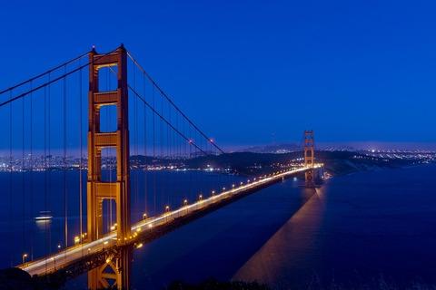 Ngày 1 - 3: Tham quan San Francisco