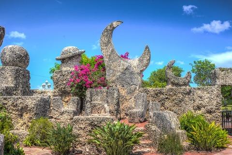 lâu đài san hô florida