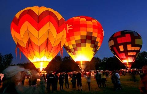 Sonoma County Hot Air Balloon Classic - Windsor, California