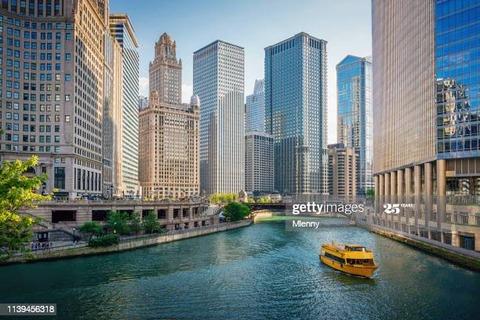 Cổng đám mây, Chicago, Illinois