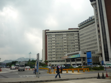 ソウル大学病院本館