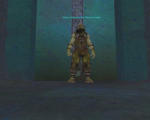 Goru Uldrock, the Reincarnate