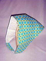 こども用エプロンセット三角巾