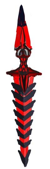 レッドクイーン剣