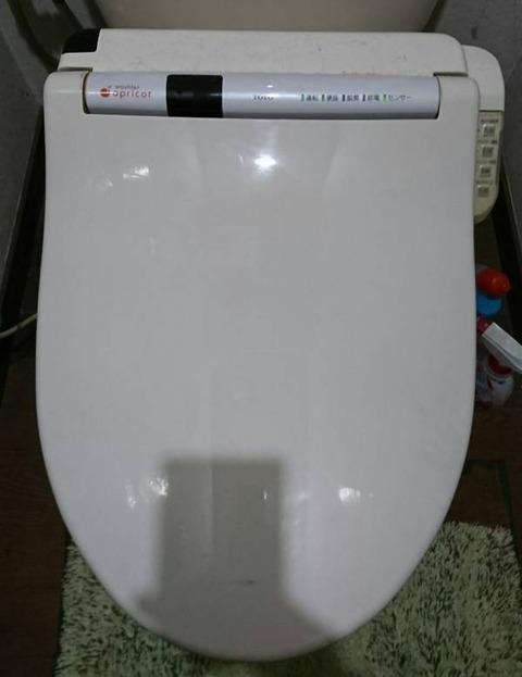 彡()()「トイレ、トイレ、糞が出る~」