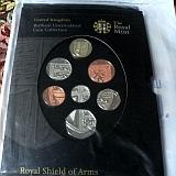 ポンド硬貨のセット