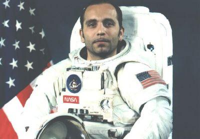 Astronaut Serkan Anilir?