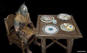 スカイリム 衛兵の食卓