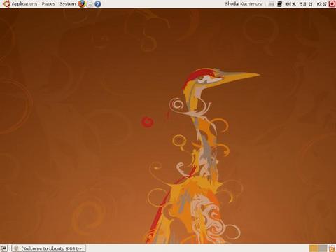 Ubuntu8.04LTS
