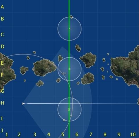中線法_海峡